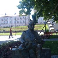 Пам'ятник Швейку
