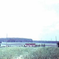 Широкий Козырь. Вид из Солослово. 1993