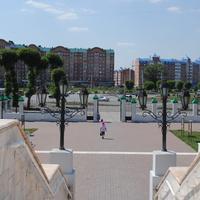 Соборная площадь.