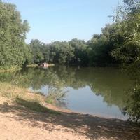санатрий Удельная озеро
