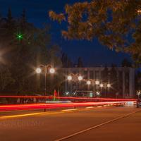 Вечером по улице Тельмана
