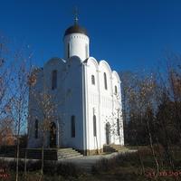 Храм в деревне Ивановское.