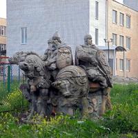 Облик села Красный Октябрь