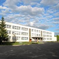 Школа села Красный Октябрь