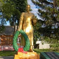 Памятник Воинской Славы в селе Красный Октябрь