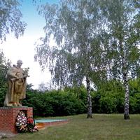 Памятник Воинской Славы в селе Наумовка