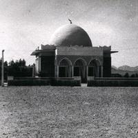 Мечеть,район аэродрома Шинданд 1983 год
