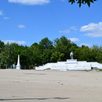 Площадь Хвалынск