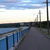 Набережная Хвалынск