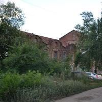 Здание Хвалынск
