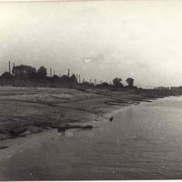 берег реки Тавда в Кокшарово 1975 год