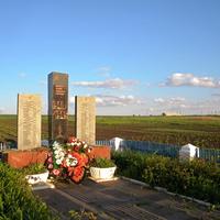 Памятник Воинской Славы в селе Петровка