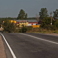 Поселок имени Свердлова