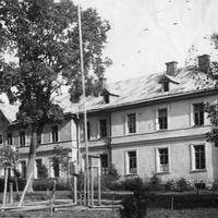 Школа в Таборе в 1958 году