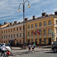 Улица Александринкату