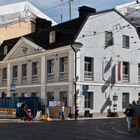Дом Седерхольма. Музей купеческого быта.