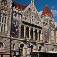 Здание Национального театра Финляндии