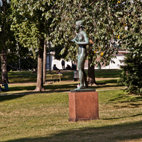 Парк Кайсаниемен