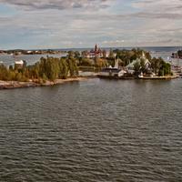 Острова в Финском заливе