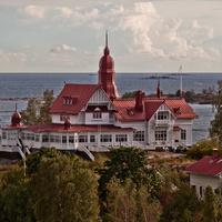"Ресторан ""Сааристо"" на острове Клиппан"