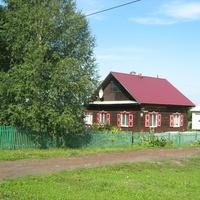 Дом на ул. Балтийской