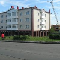 Жилой дом на ул. С. Перовской