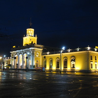 ЖД Вокзал