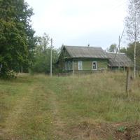 Дом семьи Апполоновых в д. Искрино