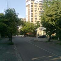 Дом на ул. Л. Толстого.