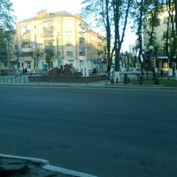 Перекрёсток улиц Пирогова и Василя Стуса