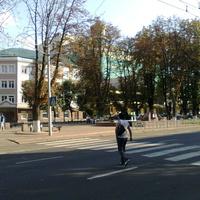 Перекрёсток улиц Пирогова и Василя Стуса #2