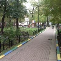 Мильтинский сад