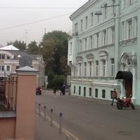 хохловский пер.