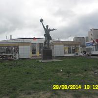 район ст.метро рижская