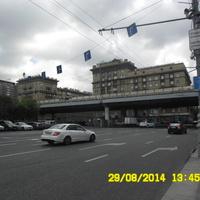 район Рижского вокзала