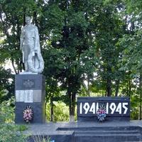 Памятник Воинской Славы в селе Крапивное