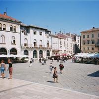 Пула. Старая площадь