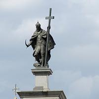 Статуя короля Сигизмунда