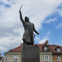 Памятник Яну Килинскому