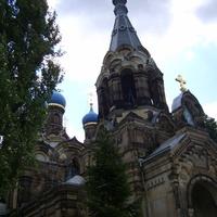 Православная церковь в Дрездене