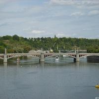 Мосты через реку Влтава