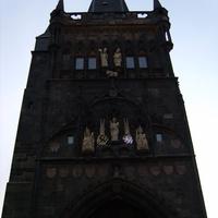 Староместская башня. Вход на Карлов мост