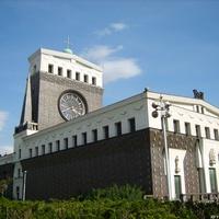 Костел Святейшего Сердца Иисусова в Праге