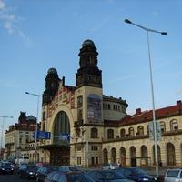 Главный ЖД Вокзал Праги