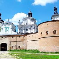 Крепость - монастырь босых кармелитов