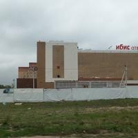 """Строительство нового отеля """"Ибис"""""""