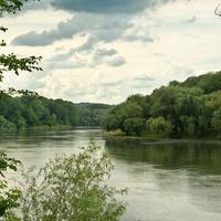 Река Рось.Самая чистая вода Украины