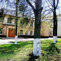 Красная Гора, школа №12 (старые здания)