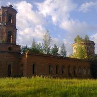 Церковь Ильинское. 11.08.2014г