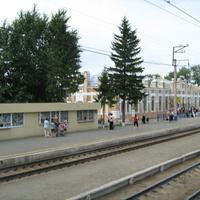 Станция Ишим